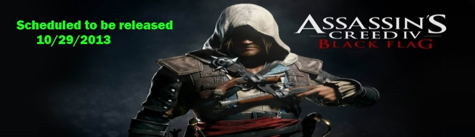 Assassins Creed Black