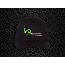 LP Accessible Technologies Black Flex Fit Hat (FREE SHIPPING)
